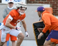 Tight end has talent, potential to be force this year