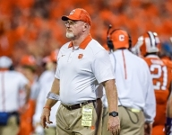 Clemson makes powerful statement for their coach