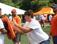 Camp visit earns top-50 prospect Clemson offer