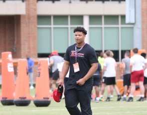 5-star DL confirms planned attendance for Clemson-BC game