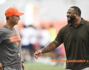 Clemson legend says Swinney offers a 'world-class experience' for campers