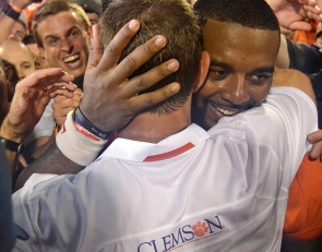 Boyd's favorite Clemson memory adds a little flavor for 2021