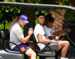 Bart Boatwright's Photo Gallery: Swinney Camp, Thursday afternoon