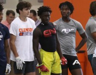 Cousin of former Clemson great starting to reel in offers