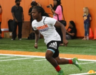 Florida WR says it would be 'an honor' to play for Grisham