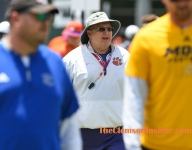 Big OL from England enjoyed Clemson visit, hoping for offer
