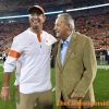Clemson welcomes Tommy Bowden back Saturday as they honor Bobby Bowden