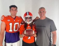 Son of Division I head coach blown away by Clemson