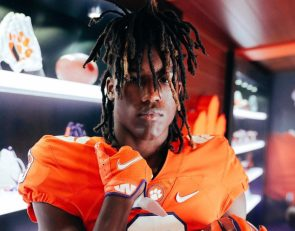 Clemson commit felt he was at his second home during Sunday's Cookout