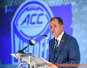 ACC's new commissioner feels frustrations of his coaches