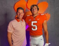 Nation's top-ranked tight end has 'amazing' visit to Clemson