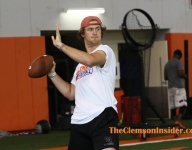 Clemson keeping tabs on Ohio quarterback