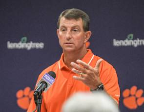 Swinney Tuesday Press Conference Report