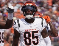 'I want to be Tee Higgins, 1.0': Higgins to change jersey number next season