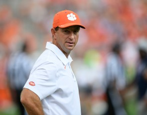 Swinney: 'Perspective is something not a lot of people have outside this building'