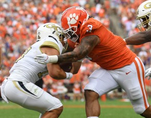 The good, the bad and the ugly from Clemson's escape of Georgia Tech