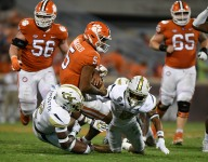 Swinney: Offense needs to improve, but 'you don't want to kill their spirit'