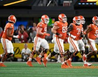 Clemson needs improvement from offensive line to start in this area