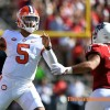 Halftime Photo Gallery: Clemson 7, NC State 7