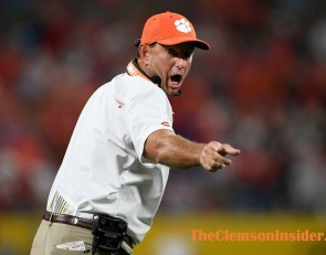 More hate for Clemson