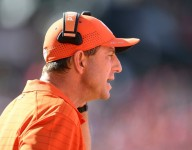 Swinney's message to players: 'Get off of that mess' on social media