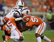 Clemson freshman not shy about tapping into NFL bloodlines