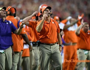 Tigers tumble in latest Coaches Poll