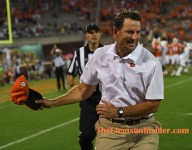 Did Clemson stay in coaches poll?