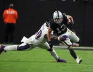 Renfrow unfazed by the shots he took Monday night