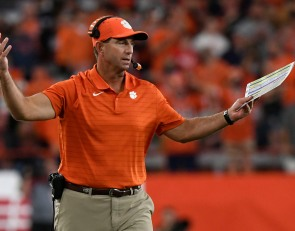 For Swinney, this particular offensive issue is 'beyond frustrating'