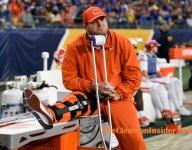 Matt Bockhorst gets emotional talking about his injury, love for Clemson