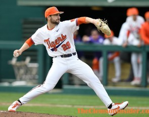Former Tiger makes MLB debut