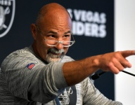 Raiders GM has high praise for interim HC, former Clemson assistant